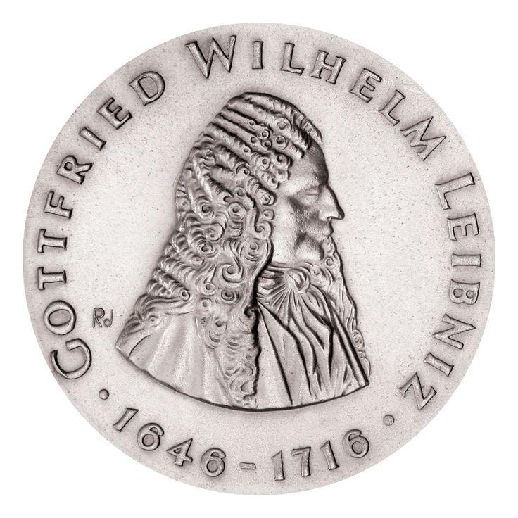 Silber Gedenkmünze DDR 20 Mark 250.Todest. Gottfried Wilhelm Leibniz 1966 J.1518 in Münzen, Münzen Deutschland ab 1945, DDR | eBay