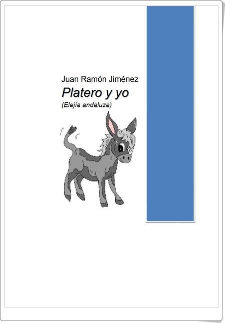 """""""Platero y yo"""" de Juan Ramón Jiménez (Segunda edición de 1917)"""