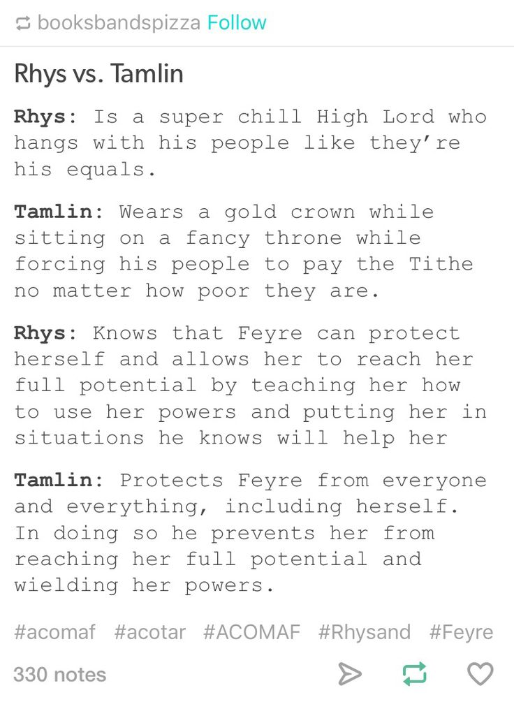 Rhys Vs Tam I Think We Know How This Will Always Win A