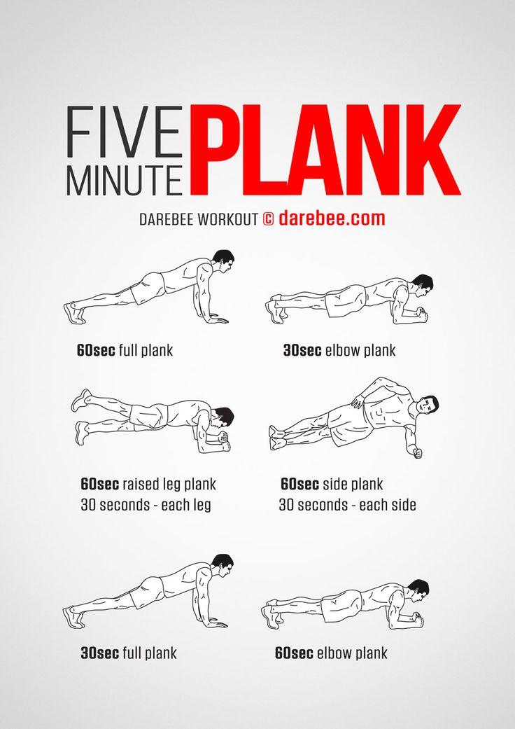 Five Minute Plank Workout https://musclepetrol.com/