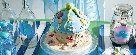 underwater cake. Foto: Klaus Fritsch
