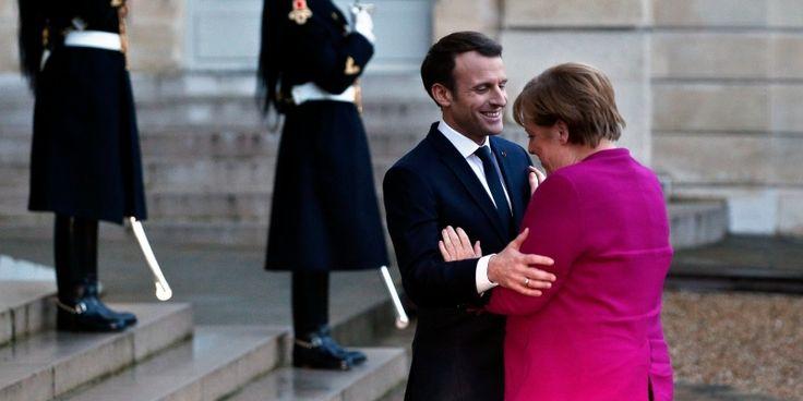 Macron: Franciaországnak szüksége van Németországra | Mandiner