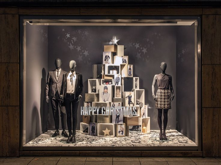 """S.OLIVER, (WORLDWIDE), """"The Christmas Project: Happy Christmas"""", creative by  DFROST, pinned by Ton van der Veer"""