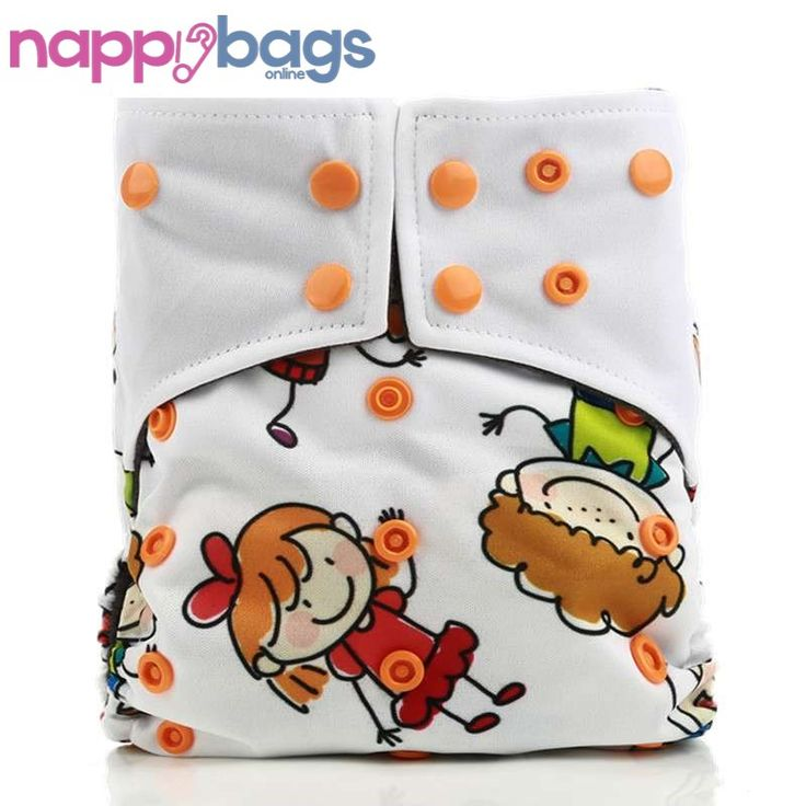 Cute Pattern Bamboo 3 - 36 Mth Waterproof Cloth Nappy //Price: $14.97 & FREE Shipping //     #parenting