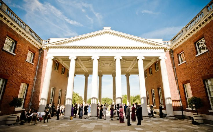 Osterley Park 17 Absolutely Dreamy Wedding Venues In London