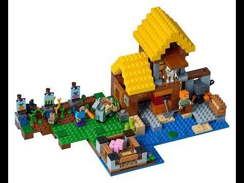 Totobricks: LEGO MINECRAFT 2018 Official Pictures