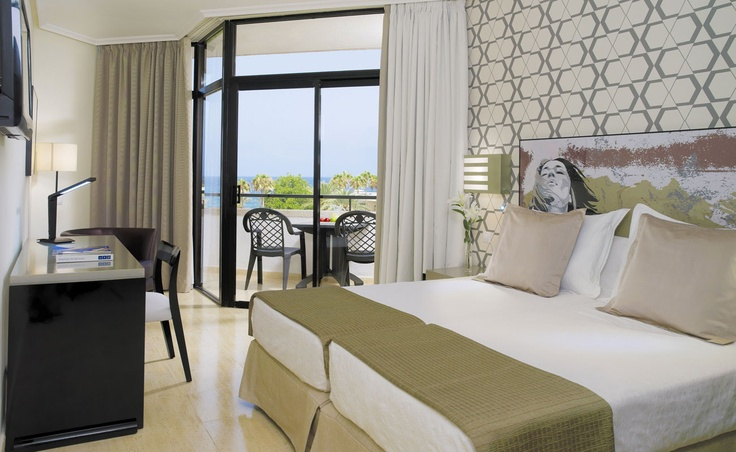 Superior Double Room #hotel #room #h10 #h10hotels
