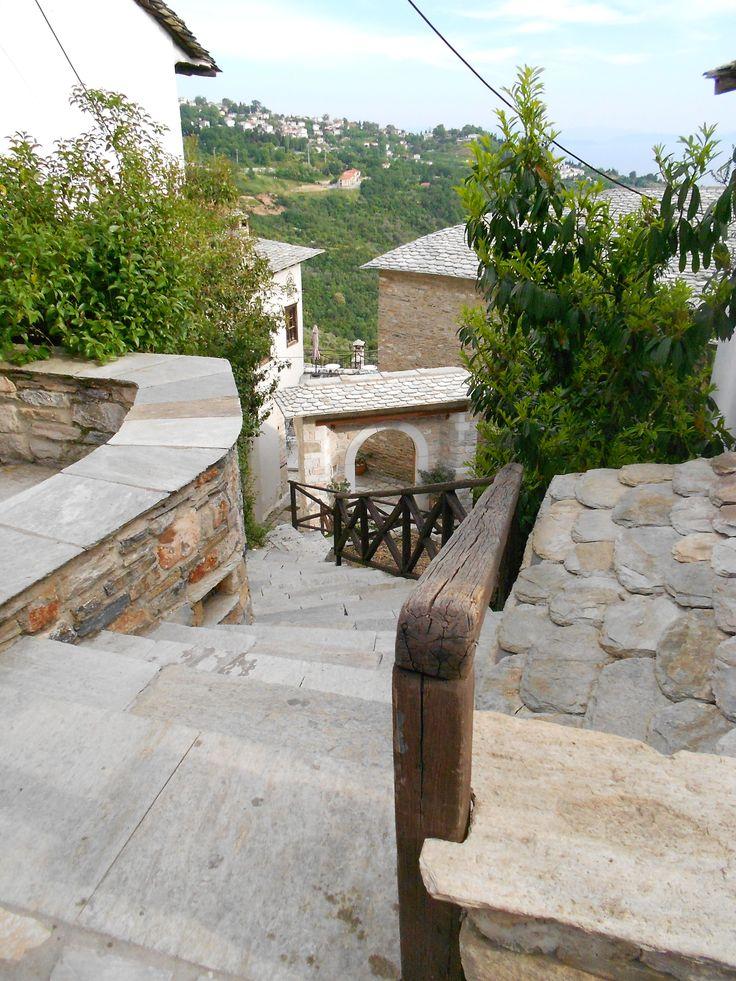 Makrinitsa, Greece