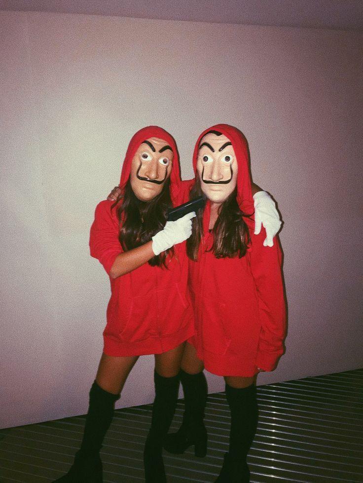 Gruselige Halloween Kostueme Zum Selbermachen.Ideas Populares Disfraces Halloween Amigas Habitaciones Ideales Habitaciones De Halloween Costumes Friends Scary Halloween Costumes Bff Halloween Costumes