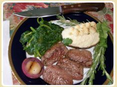 Ostrich Meat Recipes and Gourmet Cooking Instructions