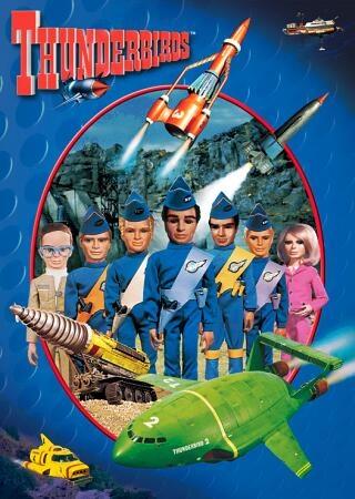 Thunderbirds: Puppets, Vintage Televi, 70 S, Childhood Memories, Retro Childhood, Fotoalbum Nostalgi, Tv Show, Watches, Cinema Seriado
