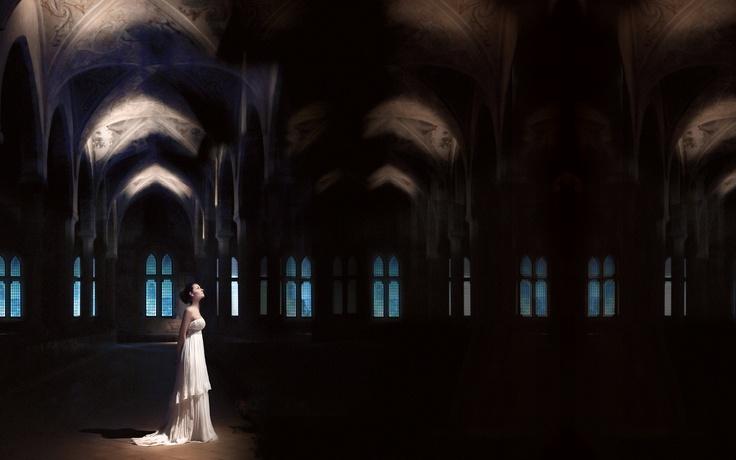 Napolitan bride