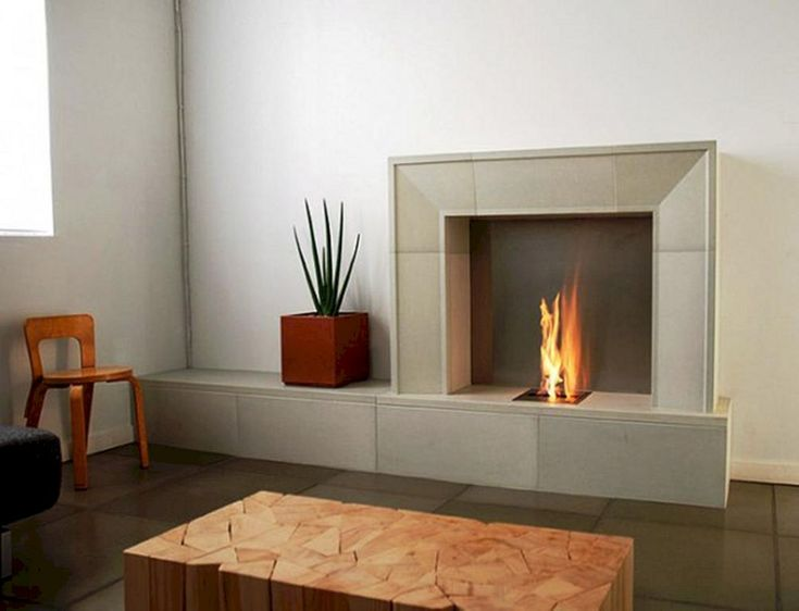 Incredible Contemporary Fireplace Design Ideas (50 Best Pictures)