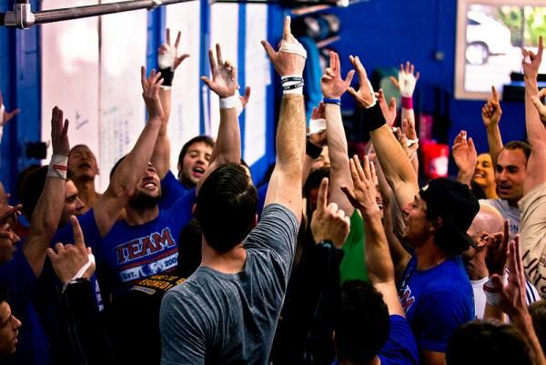 Four Reasons Every CrossFitter Should Participate in the CrossFit Games Open