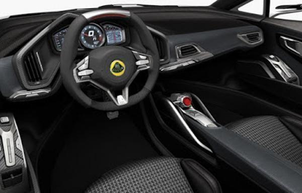 2018 Lotus Esprit Powetrain And Specs