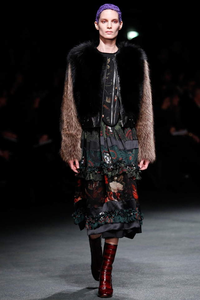 Givenchy Fashion Runway 2013 Fall