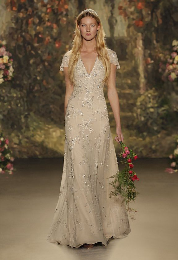 Elegant Jenny Packham Wedding Dresses 2016