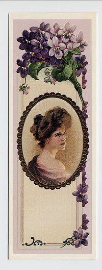 Violets Lady