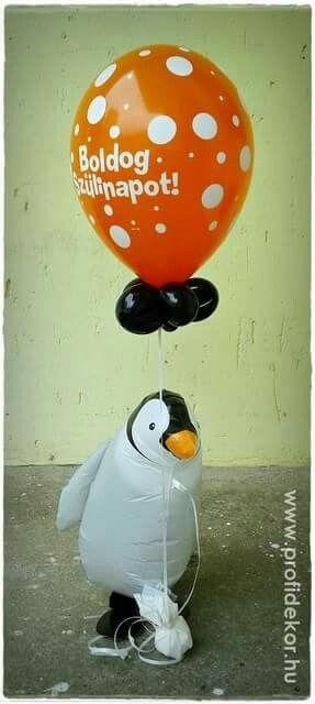 Sétáló pingvin / walking penguin