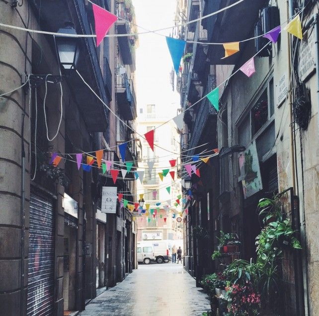 A Love Letter to Barcelona's Hidden Alleys by Danielle Walsh