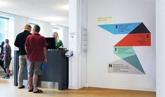 Rama Studio Jagtvej Library in Environment/retail
