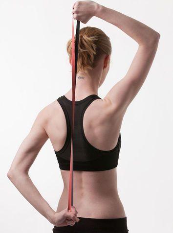 Schiena tonica e muscoli sciolti