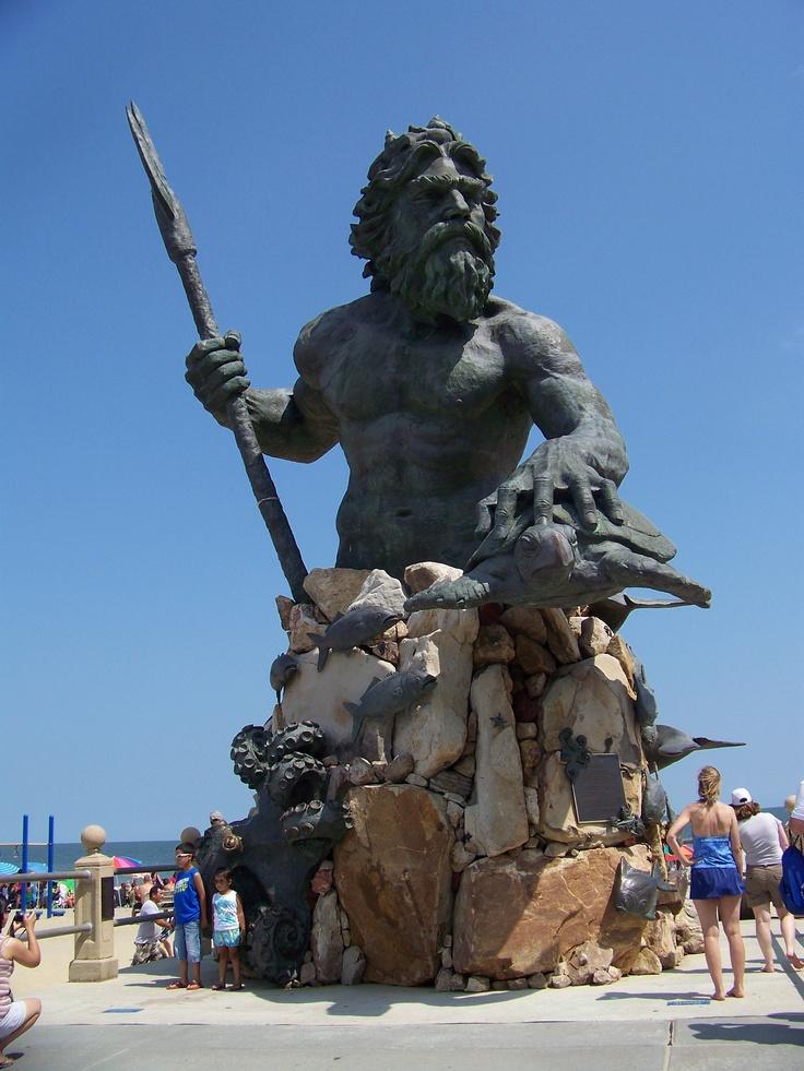 King Neptune on Virgina Beach September 2011