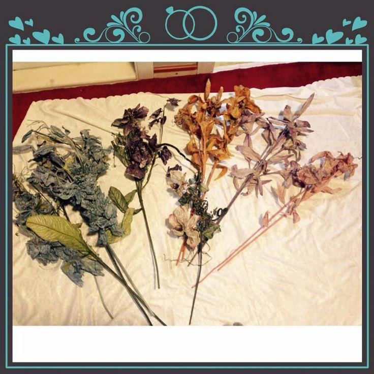 Yapay çiçekler ... Decoration flowers