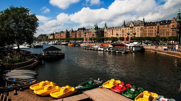 Stockholm Östermalm Sweden