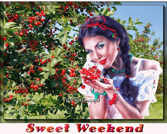 Sweet Weekend