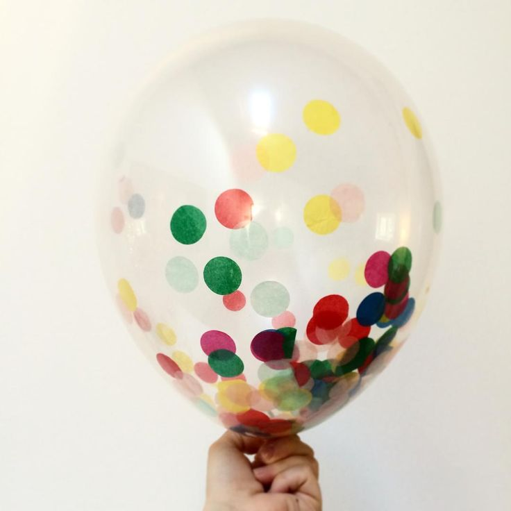 confetti balloons 🎈❤️ #party #decor #confettiballoons #homemade #easy #weliketoparty #kids #details #carnevale #kidsparty #kidspartydecor #loveit #colours #coriandoli #palloncini #palloncinicolorati #festa #maschere #festabambini #photooftheday #palloncino #balloon