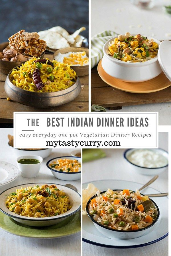 Lockdown Recipes One Pot Vegetarian Indian Dinner Recipes My Tasty Curry Indian Dinner Recipes Indian Dinner Indian Veg Recipes