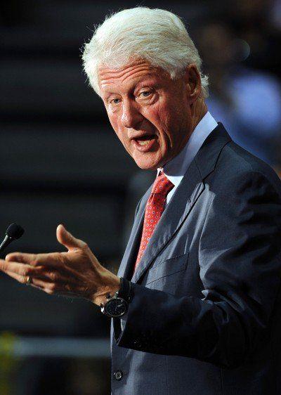 Julie Tauber McMahon: Bill Clinton Mistress Revealed!
