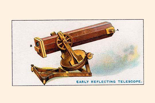 Early Reflecting Telescope