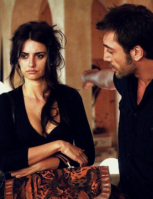 """sty-gd: """" Penelope Cruz and Javier Bardem in Vicky Cristina Barcelona (2008) """""""