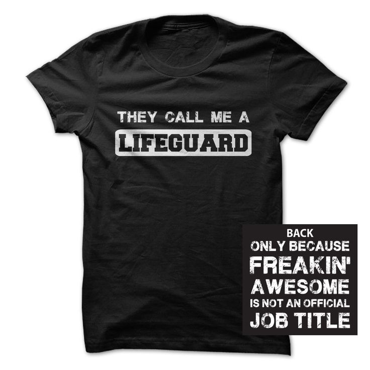 Awesome Lifeguard T Shirt, Hoodie, Sweatshirt