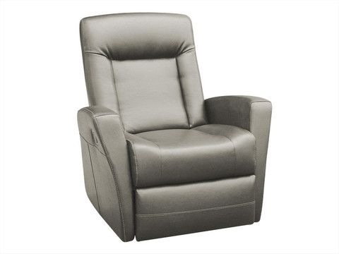 Love the modern sleek lines of the Pittsburgh Recliner from Leather Furniture Designs.