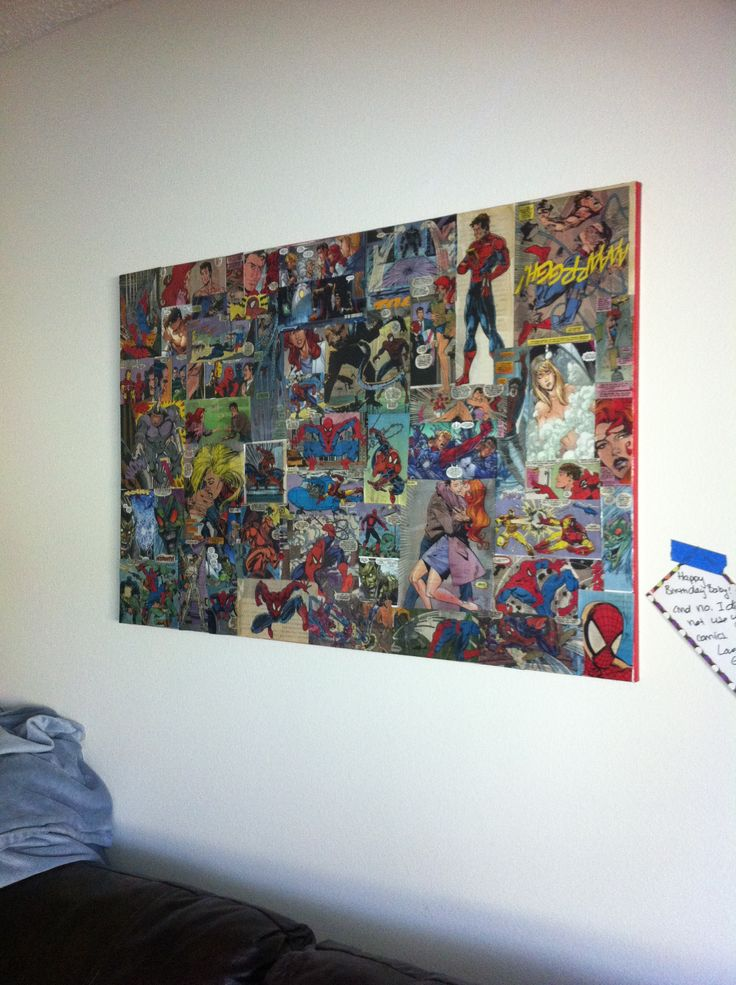 11 Best Images About Mod Podge On Pinterest Spiderman