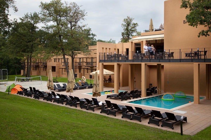 The BAMBARA Hotel's atmosphere of West- Africa with the luxury of Europe. The hotel built in special Africa style at the gates of the Bükk, in the middle of the forest with 1000 m2 of wellness area. Best wellness packages: www.wellnesscentrum.hu/felsotarkany_bambara_hotel_superior