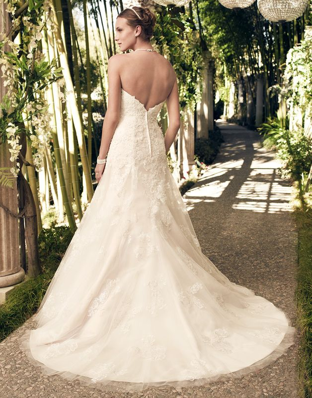 138 best Casablanca bridal gowns images on Pinterest   Wedding ...
