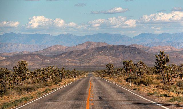 File:Beaver Dam Mountains Along Arizona-Nevada Border ...  Nevada Wall Border