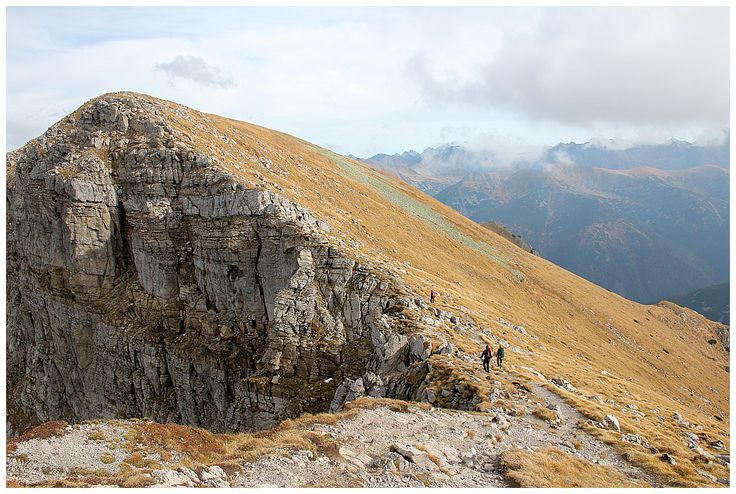 Czerwone Wierchy Tatra mountains