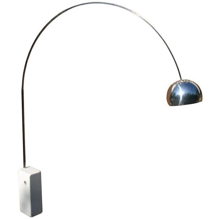 Flos Arco Floor Lamp 1