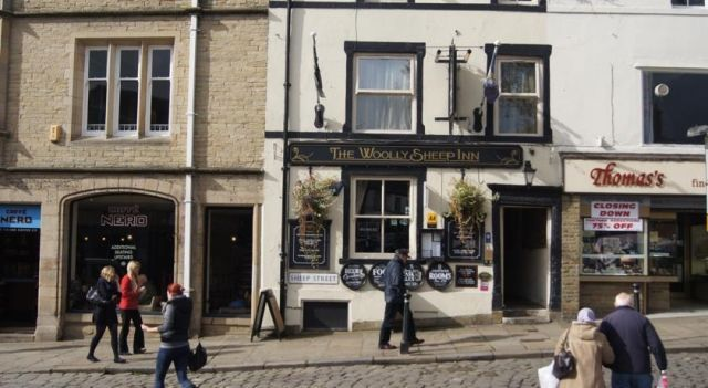The Woolly Sheep Inn - 4 Star #Inns - $102 - #Hotels #UnitedKingdom #Skipton http://www.justigo.co.in/hotels/united-kingdom/skipton/the-woolly-sheep-inn_194723.html