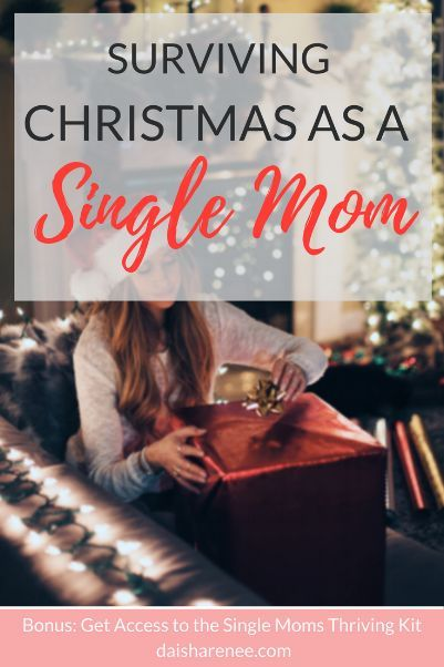 Is this your first Christmas or holiday as a single mom? Or maybe you've been enduring this for a few years like myself? Whatever your situation, being a single mom during the holidays can suck. What was once a family-centric holiday, is now tainted by the pass off the kids and a lot of alone time.