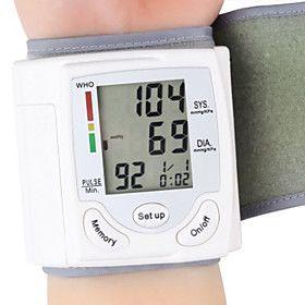 здравоохранение запястье портативный цифровой автоматический измеритель артериального давления