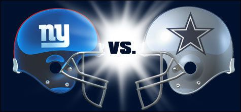 It's finally here! The NFL is back. Cowboys vs. Giants on Sunday Night Football! First time Carrie Underwood does the intro - welcome her but will miss Faith Hill