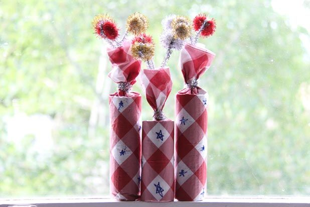 Easy-to-Make Firecracker Party Crackers for a Truly Festive Fourth of July