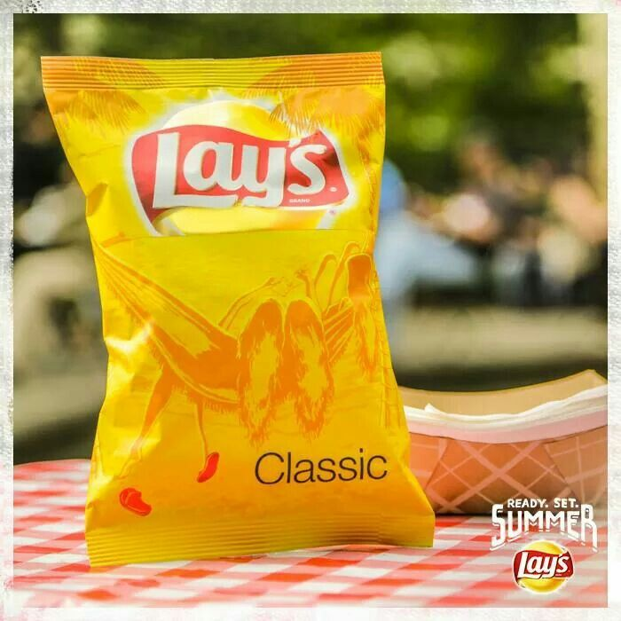 Ring In A Spicy Hot Palette Of Colors That Go With Orange: 71 Best Lays Potato Chips! Images On Pinterest