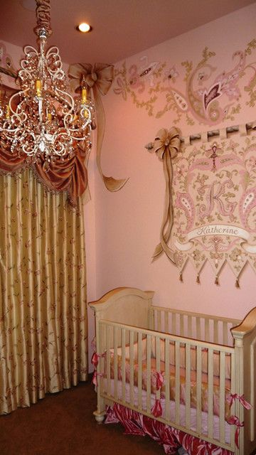 Princess Themed Baby Bedroom: 55 Best Images About Princess Themed Rooms & Decor For
